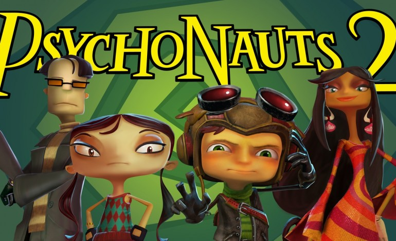 Double Fine Can Finally Collect Fig Funds For Psychonauts 2