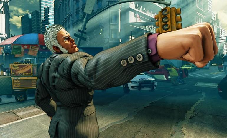 Street Fighter V's September Update Details From Tokyo Game Show