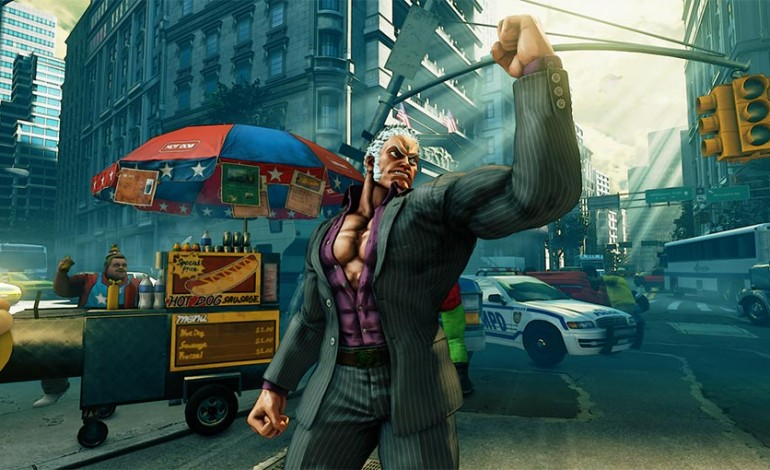Street Fighter 5 Trailer Features Return of Urien