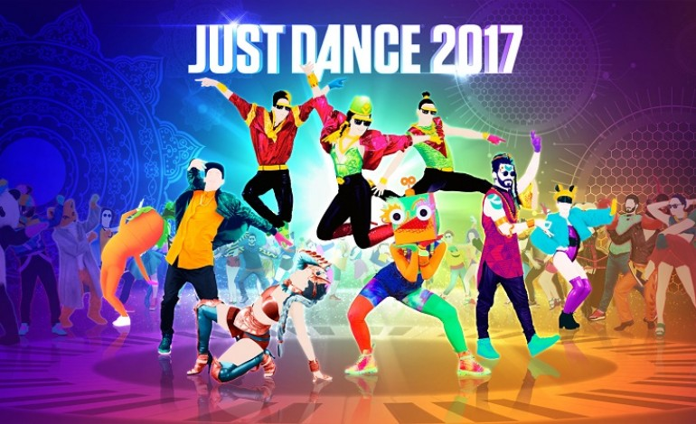 Just Dance 2017 Track List Announced