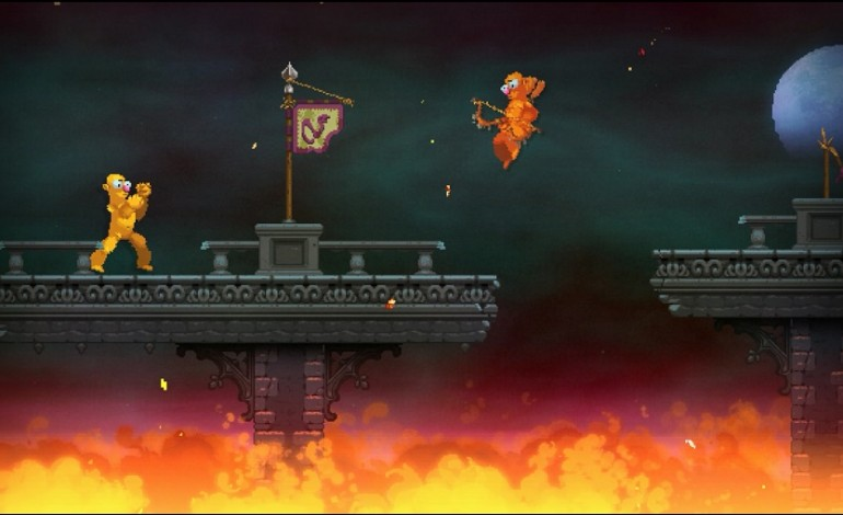 Nidhogg 2 Announced and Teaser Trailer Released