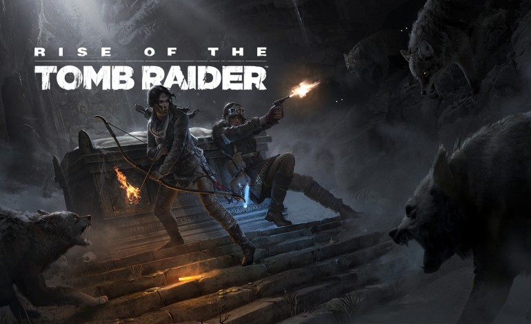 PS4 Trailer For Rise of the Tomb Raider Released