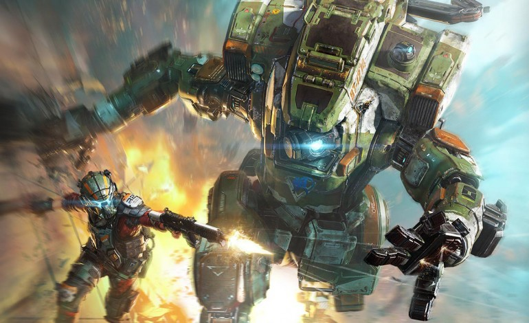 Titanfall 2 Compatible for PS4 Pro