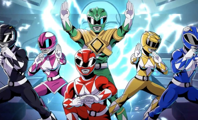 New Mighty Morphin Power Rangers Beat-Em-Up Game Trailer and Gameplay Footage