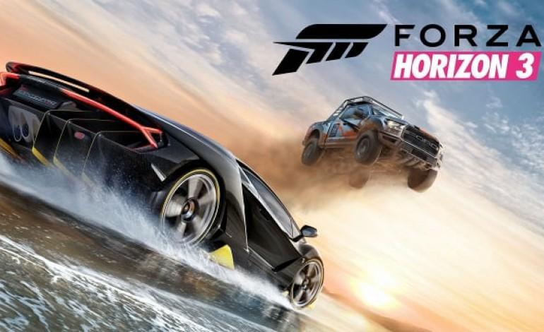 Forza Horizon 3 Gets Stability Improvement Update