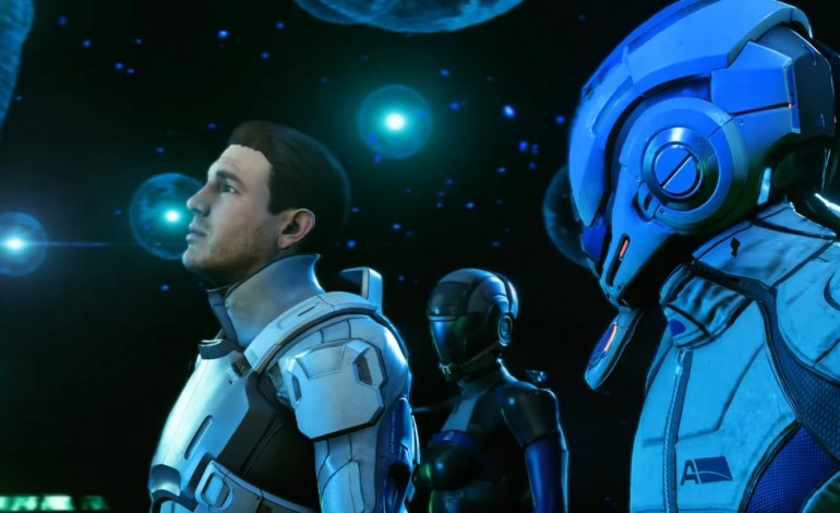 Mass Effect: Andromeda Art Book Supposedly Reveals Game's Release Date