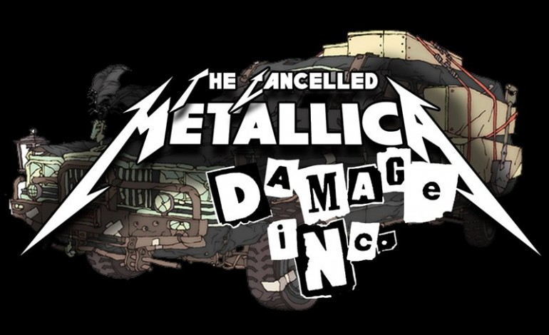 Watch Gameplay Footage of Cancelled Metallica Video Game