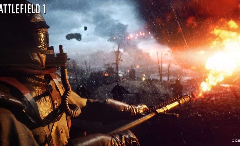 New Battlefield 1 Update Makes Major Changes to Online Multiplayer