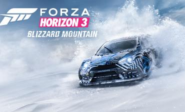 Forza Horizon 3 First Expansion Detailed: Blizzard Mountain