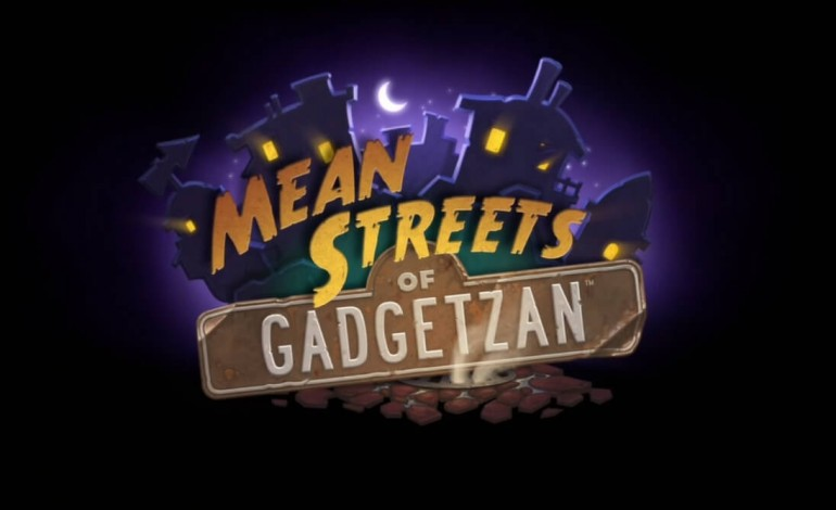 Hearthstone's New Expansion, Mean Streets of Gadgetzan, Adds All New Cards