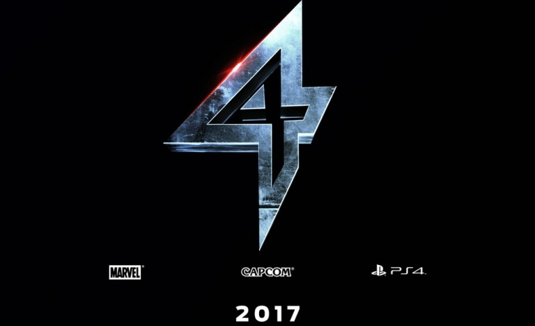 Marvel vs. Capcom  4 to be Released in 2017