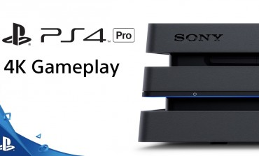 PS4 Pro Will Have Nearly 40 Optimized Games by Launching Day