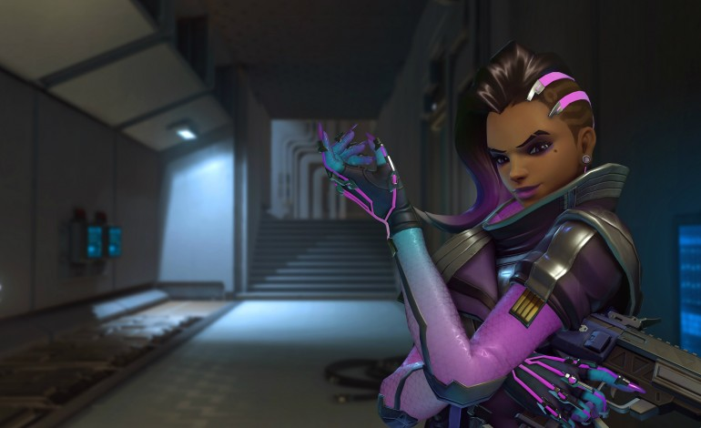 Overwatch's Sombra Available for Street Fighter 5