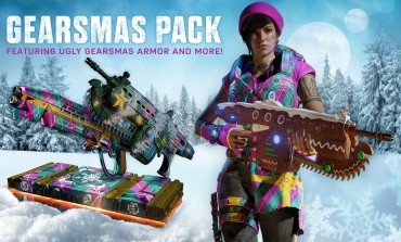 New Gears Of War 4 DLC Adds Ugly Christmas Sweaters and More