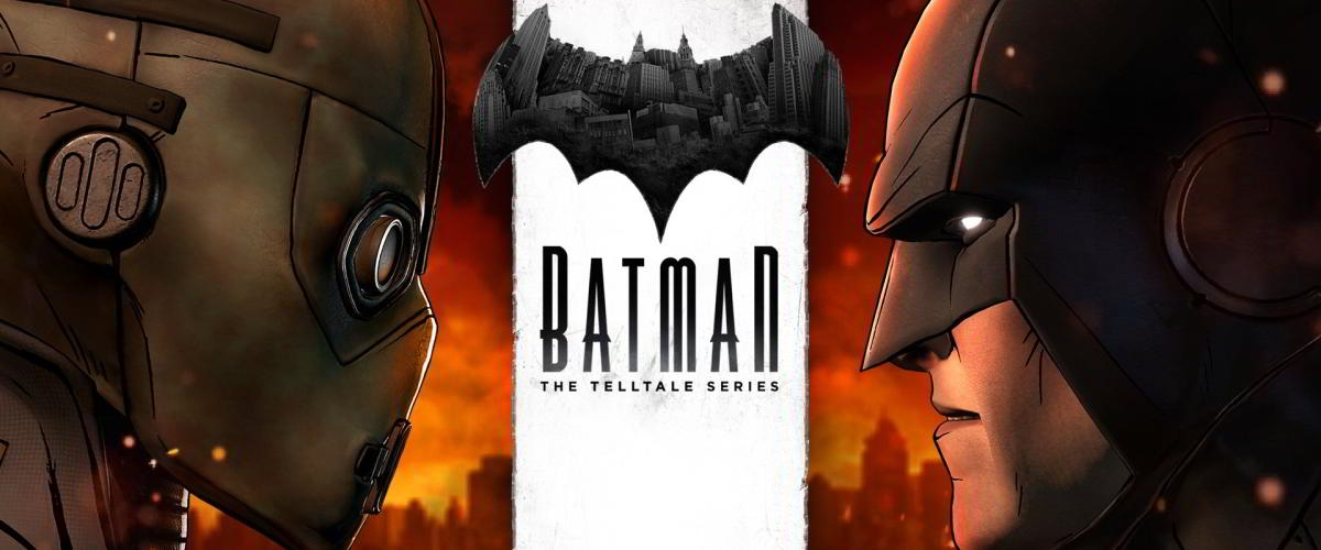 Batman Telltale Series Episode 5: City of Lights Released December 13