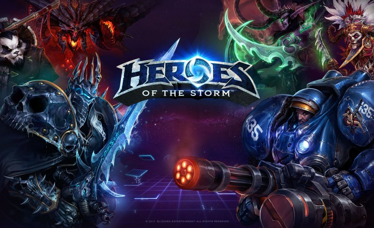 Have a Snowball Fight in Heroes of the Storm