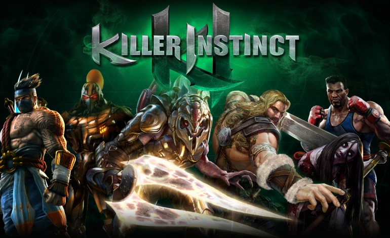 New Killer Instinct DLC Character Has Machine Guns for Arms