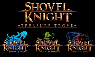 Shovel Knight Coming to the Nintendo Switch