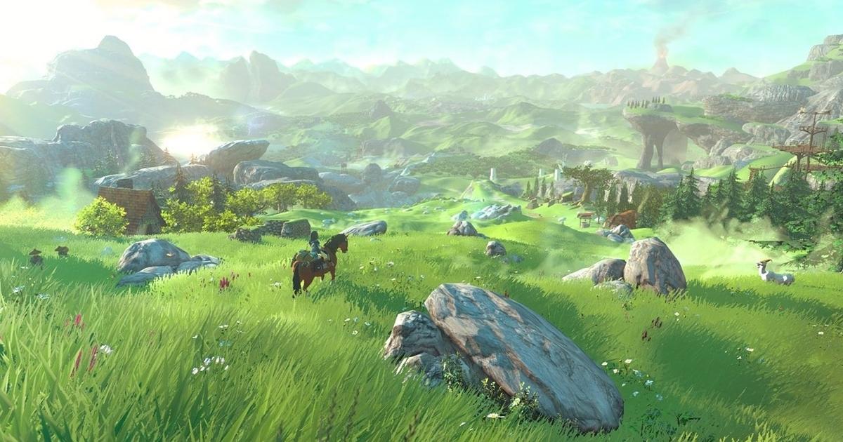 Nintendo Switch Presentation, Plus Zelda: Breath of the Wild Release Date