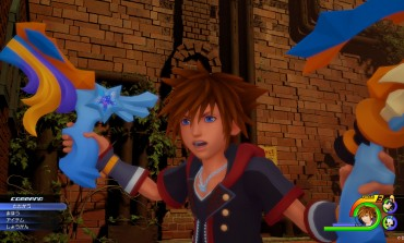 Kingdom Hearts 3 and FF VII Remake a Long Way Off