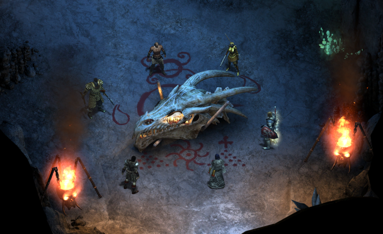 Pillars of Eternity 2 Already Funded In Less Than a Day