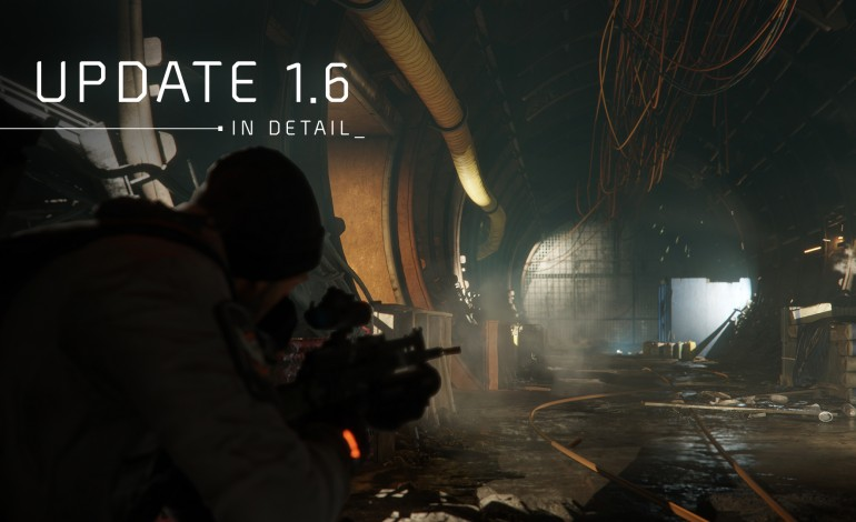 The Division's 1.6 Update Detailed