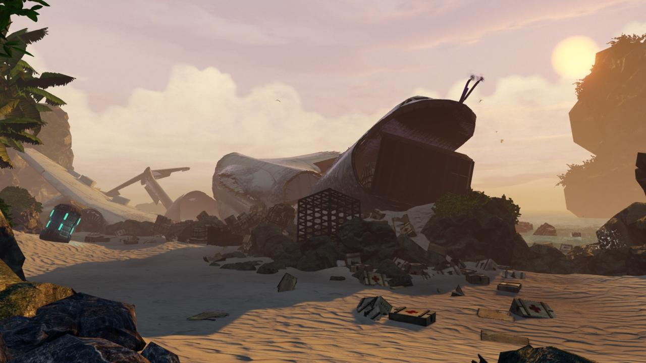 crashed cargo plane
