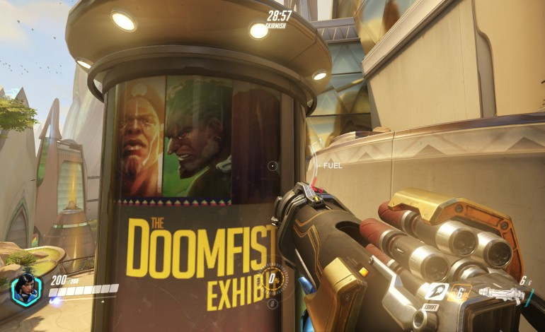Terry Crews in Overwatch? The Rock Thinks So