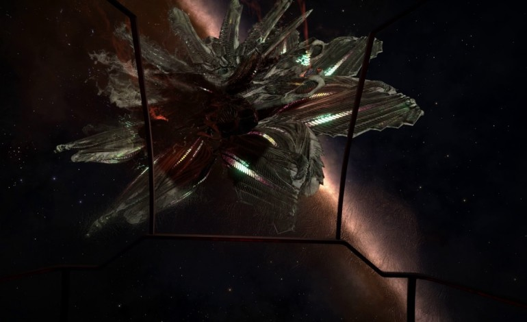 Aliens! First Contact with Thargoids in Elite: Dangerous