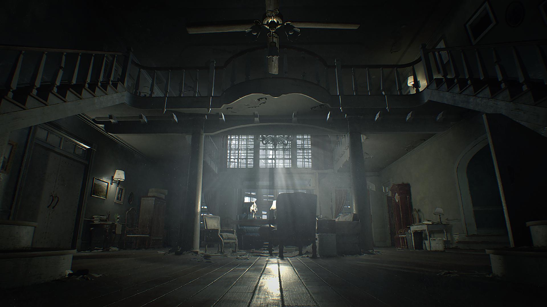 Resident Evil 7 Leaks