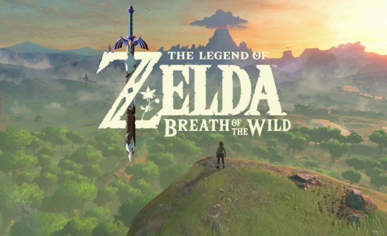 Zelda: Breath of the Wild Gets DLC