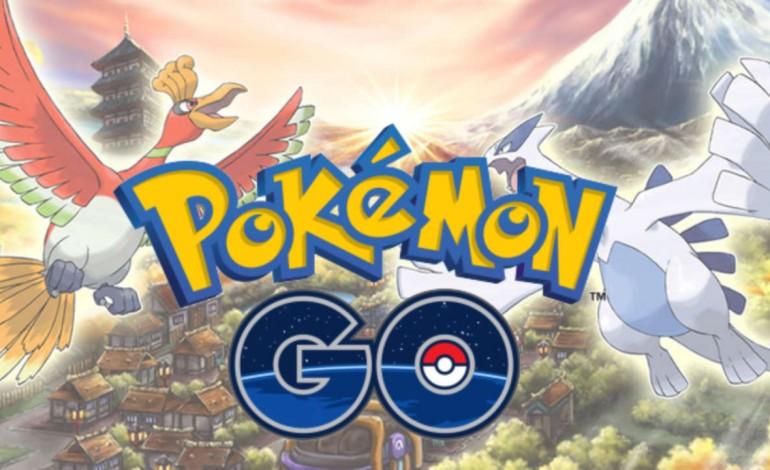 Johto Pokémon Appear in Pokémon GO