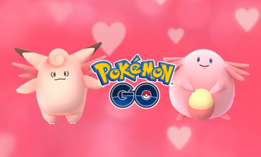 Pokémon GO Begins Valentine's Day Event
