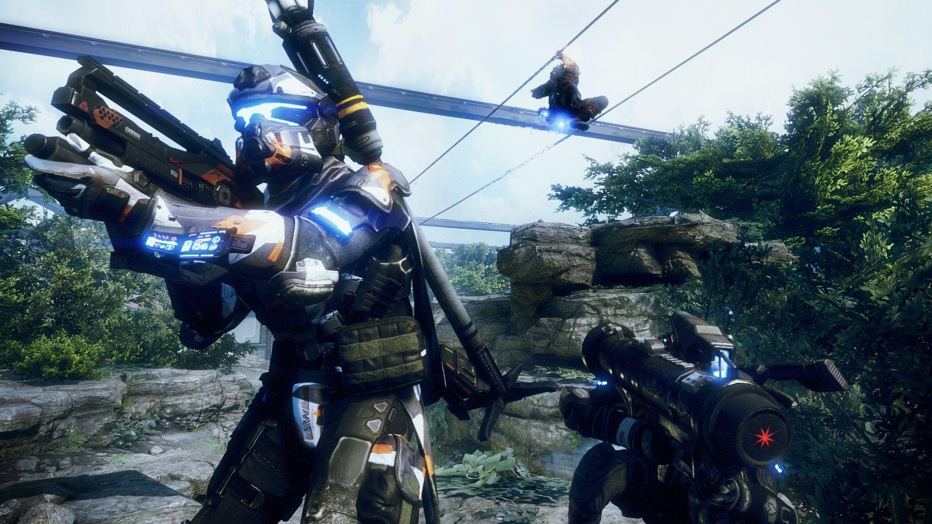 Titanfall 2's Live Fire Mode Drops Tomorrow