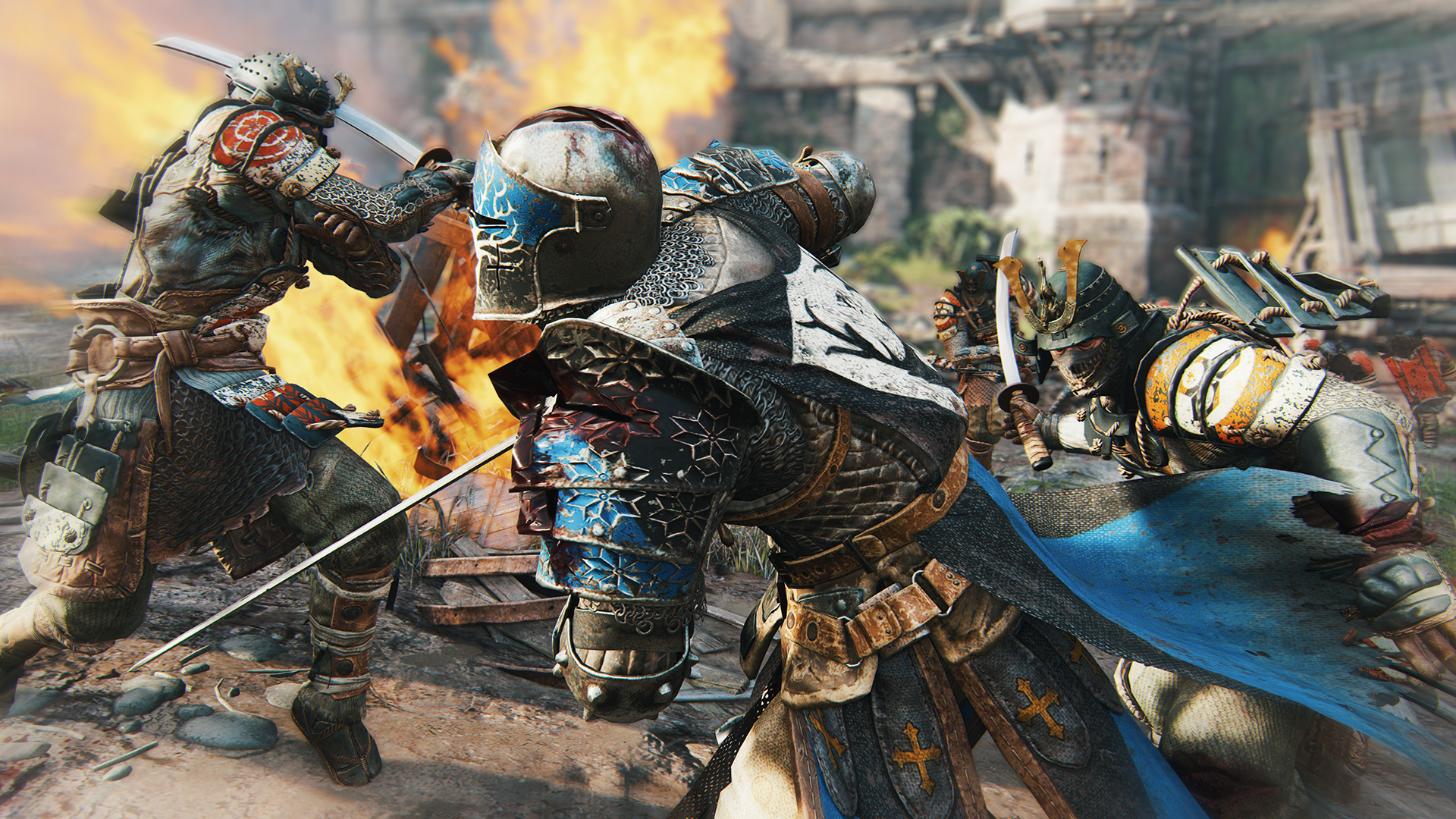 For Honor Review Roundup