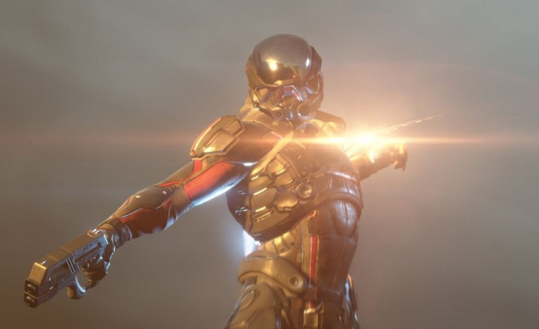 Andromeda Pre-Order Bonuses Trailered With a Bit of Multiplayer Gameplay