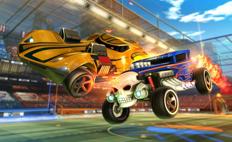 Rocket League Adding Hot Wheels to Their Arsenal In Next Update