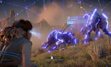New Horizon Zero Dawn Trailers Released