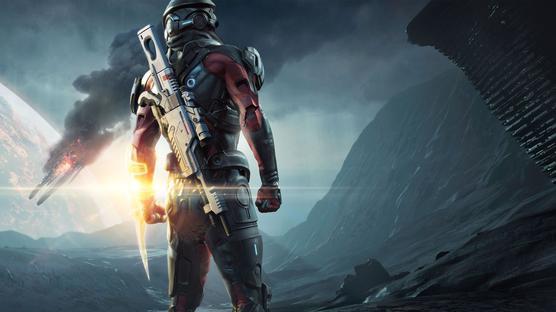 Mass Effect: Andromeda Drops another Gameplay Video