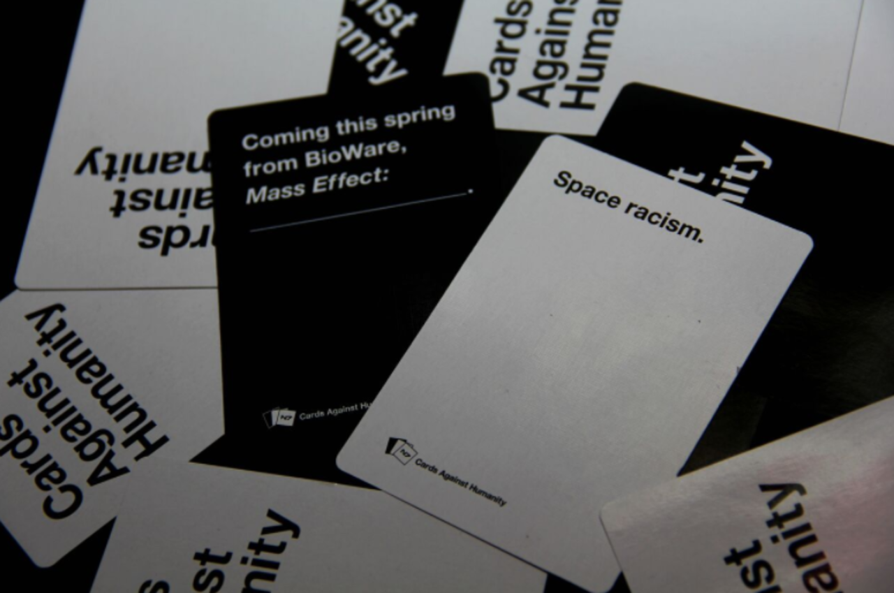 Mass Effect Expansion Comes to Cards Against Humanity