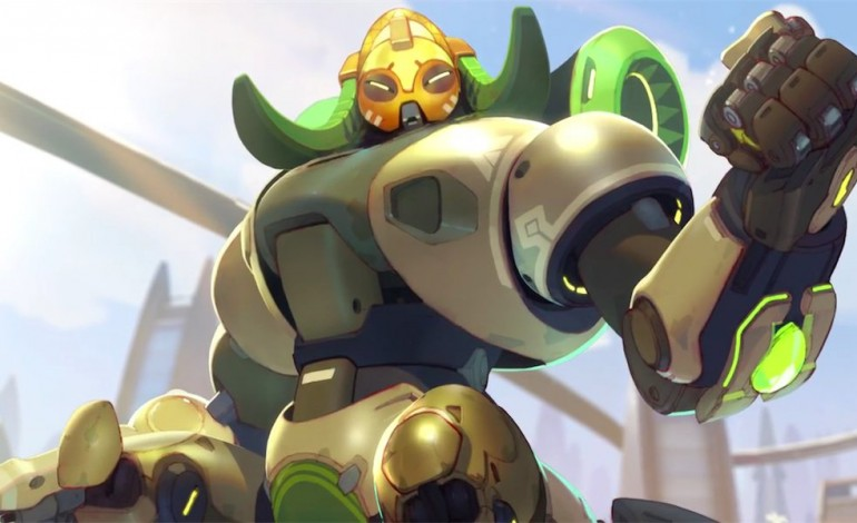 Overwatch's Newest Hero is Orisa