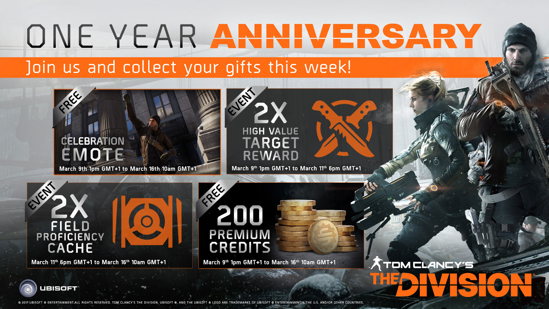 2017-03-09 - Image02 - The Division Anniversary