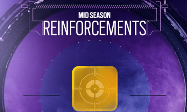 Rainbow Six: Siege Mid-Season Reinforcements Bring Glaz Buff, Twitch Elite Set