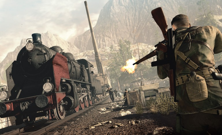 Sniper Elite 4 Gets First DLC Pack Next Week
