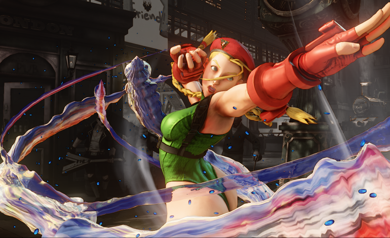 Play Street Fighter 5 for free on Steam on March 28