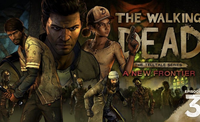 The Walking Dead: A New Frontier Episode 3 Gets a Launch Trailer