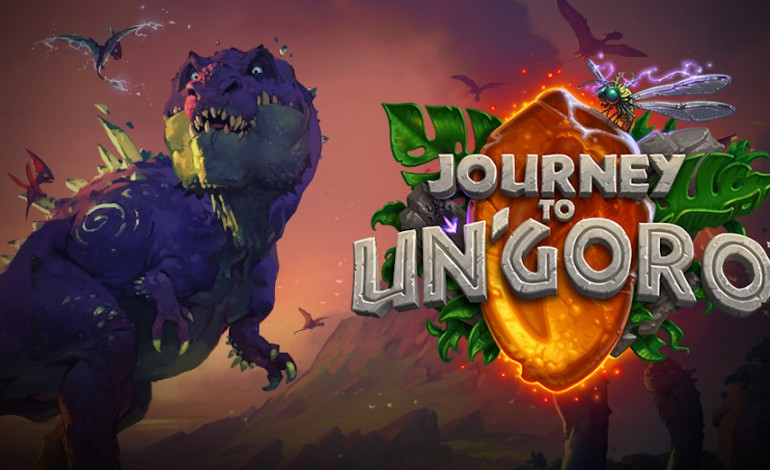 """Hearthstone to Get """"Journey to Un'Goro"""" Expansion"""