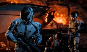 Mass Effect: Andromeda Will Get a Companion App For Multiplayer