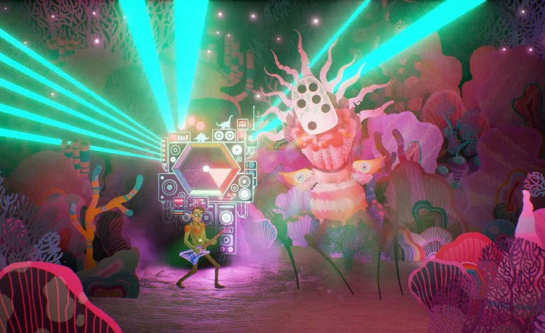 Indie Musical Platformer, The Artful Escape of Francis Vendetti, in Development