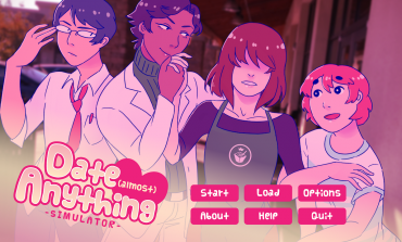 New Dating Sim, Date (Almost) Anyone Simulator Almost Too Real